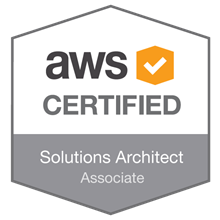 Amazon Web Services Solution Architect Certified