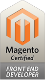 Magento 1 Frontend Developer Certified