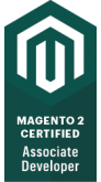 Magento 2 Associate Developer Certified