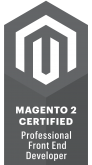Magento 2 Frontend Developer Certified