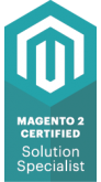 Magento 2 Solution Specialist Certified